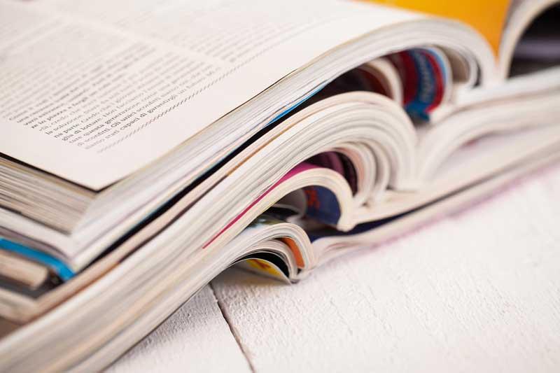 Maquetador de revistas
