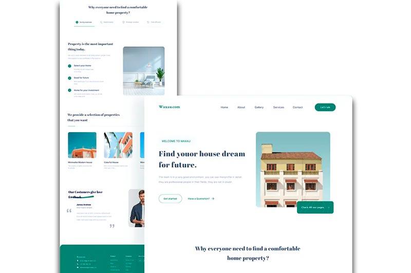 Diseño Landing page