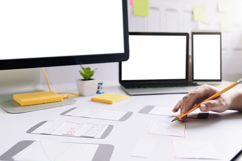 Diseñador web