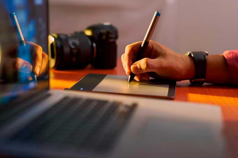 Diseñador editorial