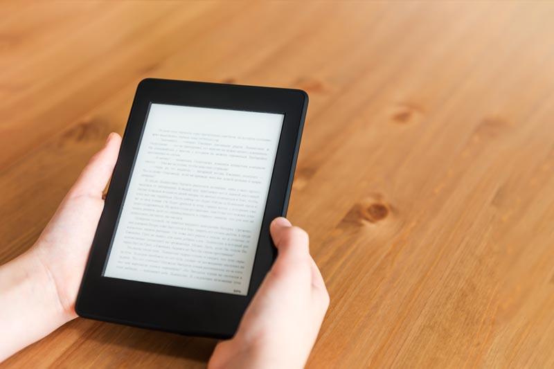 Ebook - Libros electrónicos