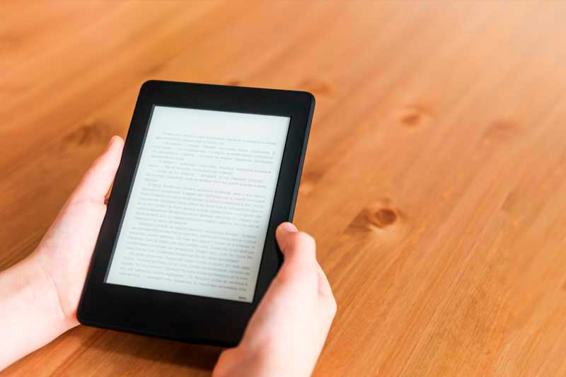 Maquetador libros electrónicos